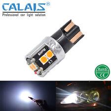 10x T10 LED White Super Bright Car Dome Interior Lights Bulb 194 168 2825 w5w