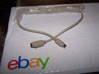 Apple ADB Extension Cable 4 Pin Female to 4 Pin Male