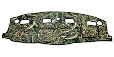 NEW Realtree Max-5 Camo Camouflage Dash Mat Cover / FOR 2006-08 DODGE RAM TRUCK