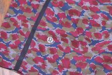 Lululemon Pace Breaker Lined Shorts Multi Print Men's Large L