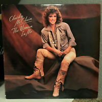 """CHARLY McCLAIN - The Woman In Me - 12"""" Vinyl Record LP - VG+ (Cheesecake)"""
