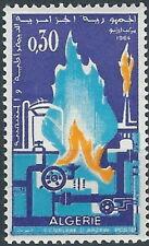 Algerien - Anlage zur Verflüssigung von Erdgas postfrisch 1964 Mi. 432