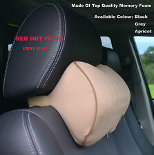 Memory Foam Travel Neck Pillow Cushion Car Pillow Head Rest Support MINI LOAF