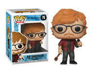 FUNKO POP Rocks Series; 76: Ed Sheeran VINYL Pop FIGURE