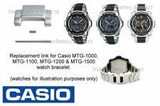 Genuine Casio Watch Link for MTG-1500, MTG-1200, MTG-1100, MTG-1000 Bracelet