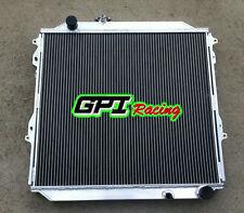 For TOYOTA Hilux Surf KZN185 3.0L Diesel 1996-2002 97 98 99 MT Aluminum Radiator