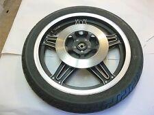 HONDA CX500 D DELUXE front wheel tire rotor C CUSTOM 1979 1980
