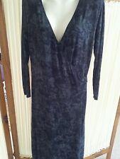 Witchery Wrap Stretch Dress 12