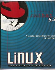 Red Hat LINUX 5.2 Operating System ~ 1998