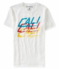 Aeropostale Men's Shirt Graphic Tee California Aero Small