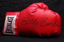 BILLY BACKUS AUTOGRAPHED SIGNED EVERLAST BOXING GLOVE