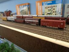 PRR Mixed lot of Freight cars, Used Lot 3