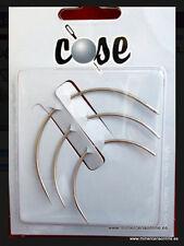 Agujas para tapiceros, agujas curvas, COSE