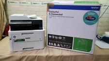 Brother MFC-L3750CDW 4in1 Laser Couleur A4 Imprimante Retour Avec 80 Pages