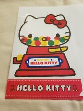 Sanrio Hello Kitty Folder Portfolio Set of 2 Bubble Gum