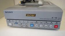 Sony Évaluations détaillées du vendeur 11 mini-dv dvcam walkman enregistreur TOP! DVCAM revendeur