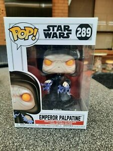 Funko Pop Vinyl Star Wars Emperor Palpatine (Electric Charge)