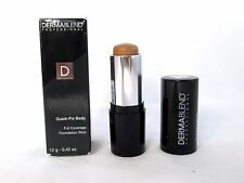 Dermablend Quick-Fix Body Full Coverage Foundation Stick ~Bronze~ .42 oz ~ BNIB