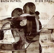 Snow Patrol - Eyes Open (2006)  CD  NEW Official Gift Idea Album