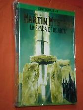 MARTIN MYSTERE- ALFREDO CASTELLI- INTEGRALE -N°7- la spada - BROSSURATO- HAZARD