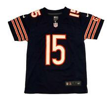 Boys NFL Chicago Bears # 15 Brandon Marshall Official Jersey Size Youth Small