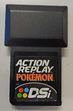 Console Game Gioco Play Cheats NINTENDO Pokemon Ver. 1.2 - Action Replay DSi -