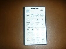 Bose White Remote for Wave Music System