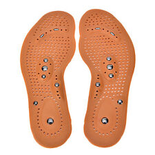 NEW Magnetic Therapy Health Care Foot Massage Insoles Pads Foot Care Massager