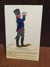 Card Rene North 37 Prussian Infantry No 2