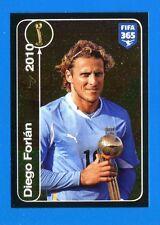 FIFA 365 2016-17 Panini 2017 Figurina-Sticker n. 472 - DIEGO FORLAN -New