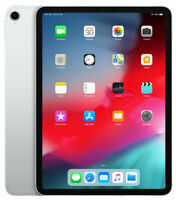 """Apple iPad Pro 12.9"""" (2018) 3rd Gen. 1TB Wi-Fi + Cellular Silver AS NEW Cheapest"""