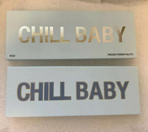 Kylie Cosmetics Chill Baby Eyeshadow Palette Holiday 2018 Collection