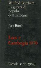 WILFRED BRUCHETT:LA GUERRA DI POPOLO DELL'INDOCINA, JACA BOOK
