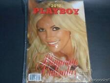 PLAYBOY CALENDAR*2012*PLAYMATES*FACTORY SEALED*brand new