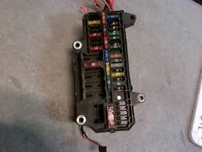 bmw i instrument clusters 02 05 bmw 7 series 745i trunk fuse box