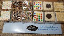 Crispy Cakes Variety Case of Twelve