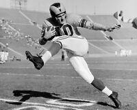 Los Angeles Rams 'Crazy Legs' ELROY HIRSCH @ LA Coliseum Glossy 8x10 Photo Print