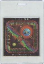 Journey 1980 Departure Tour Laminated Backstage Pass