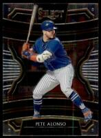 2020 Select Base #5 Pete Alonso - New York Mets