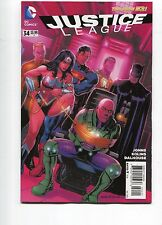 JUSTICE LEAGUE #34 RAGS MORALES VARIANT COVER - DC COMICS NEW 52 - 1/25