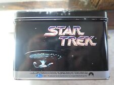 STAR TREK LIMITED EDITION COLLECTOR TIN 1991  NEW