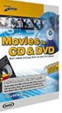 Magix Movies To CD & DVD PC CD video encoder transfer old VHS tapes edit tools!