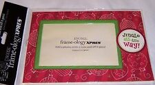 Frame-ology Jingle All The Way Picture Frame and Mailing Envelope
