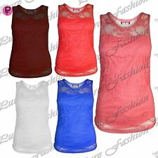 Women's Floral Sleeveless Tops & Shirts