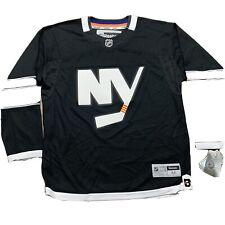 New York Islanders Reebok Men's Premier Jersey Black Size Medium New with Tags