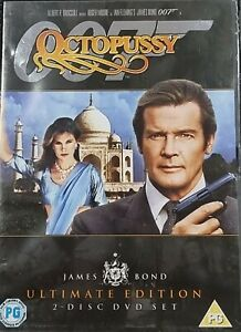 007 - Octopussy DVD - Ultimate Edition (Region 2, 2006, 2-Disc Set)