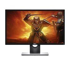 Dell SE2417HG 23.6-Inch Widescreen LCD Monitor - Black