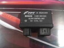 Glüh-lampe Treiber / Regler Glow Relais Fiat Doblo 55203394 0055203394