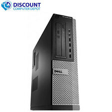 Dell Optiplex 990 Desktop Computer PC i7 3.4GHz 8GB 500GB Windows 10 Home WiFi