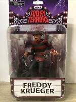 NECA Toony Terrors FREDDY KRUEGER Nightmare on Elm St. Action Figure NIB